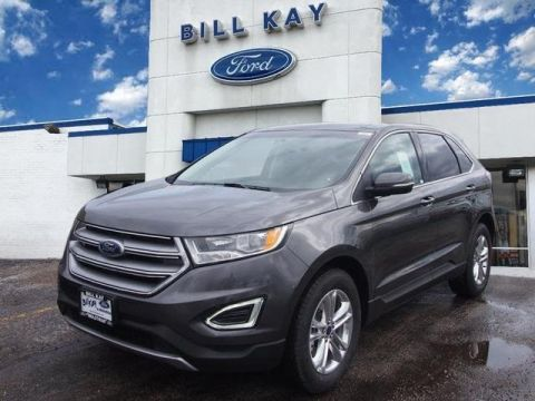 New 2017 Ford Edge SEL AWD