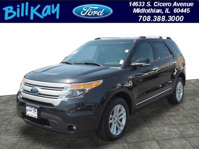 Pre Owned  Ford Explorer Xlt