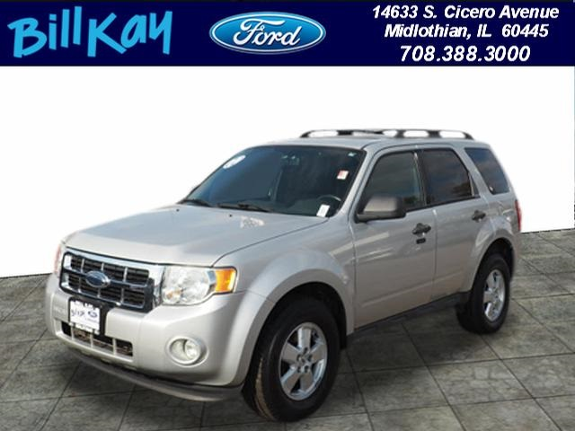 Pre-Owned 2009 Ford Escape XLT