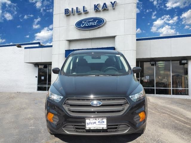 New 2018 Ford Escape S 4d Sport Utility In Midlothian