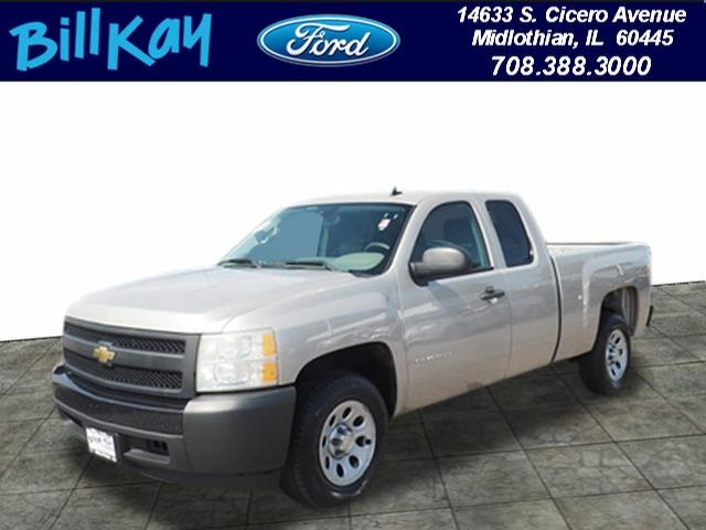 Pre Owned 2007 Chevrolet Silverado 1500 Work Truck