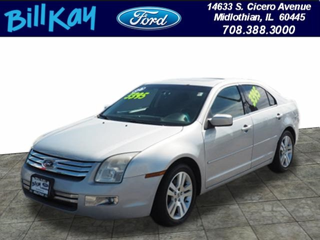 Pre Owned 2006 Ford Fusion Sel 4d Sedan In Midlothian 184649a