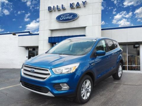 new ford escape in midlothian bill kay ford. Black Bedroom Furniture Sets. Home Design Ideas